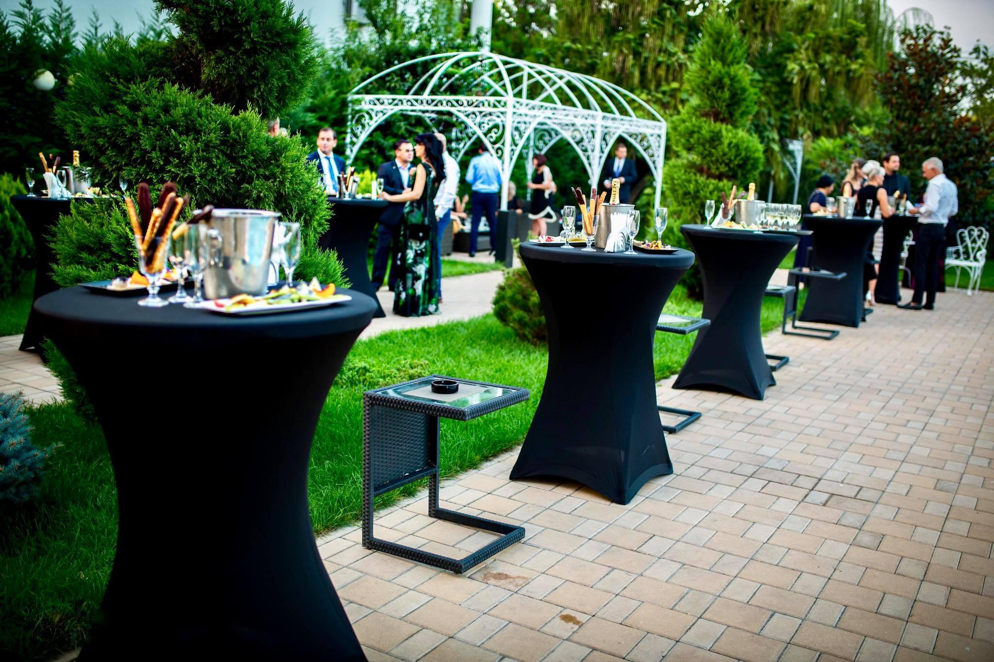 La Rocca Hotel Boutique – Events – Pool & Garden - Gradina exterioara