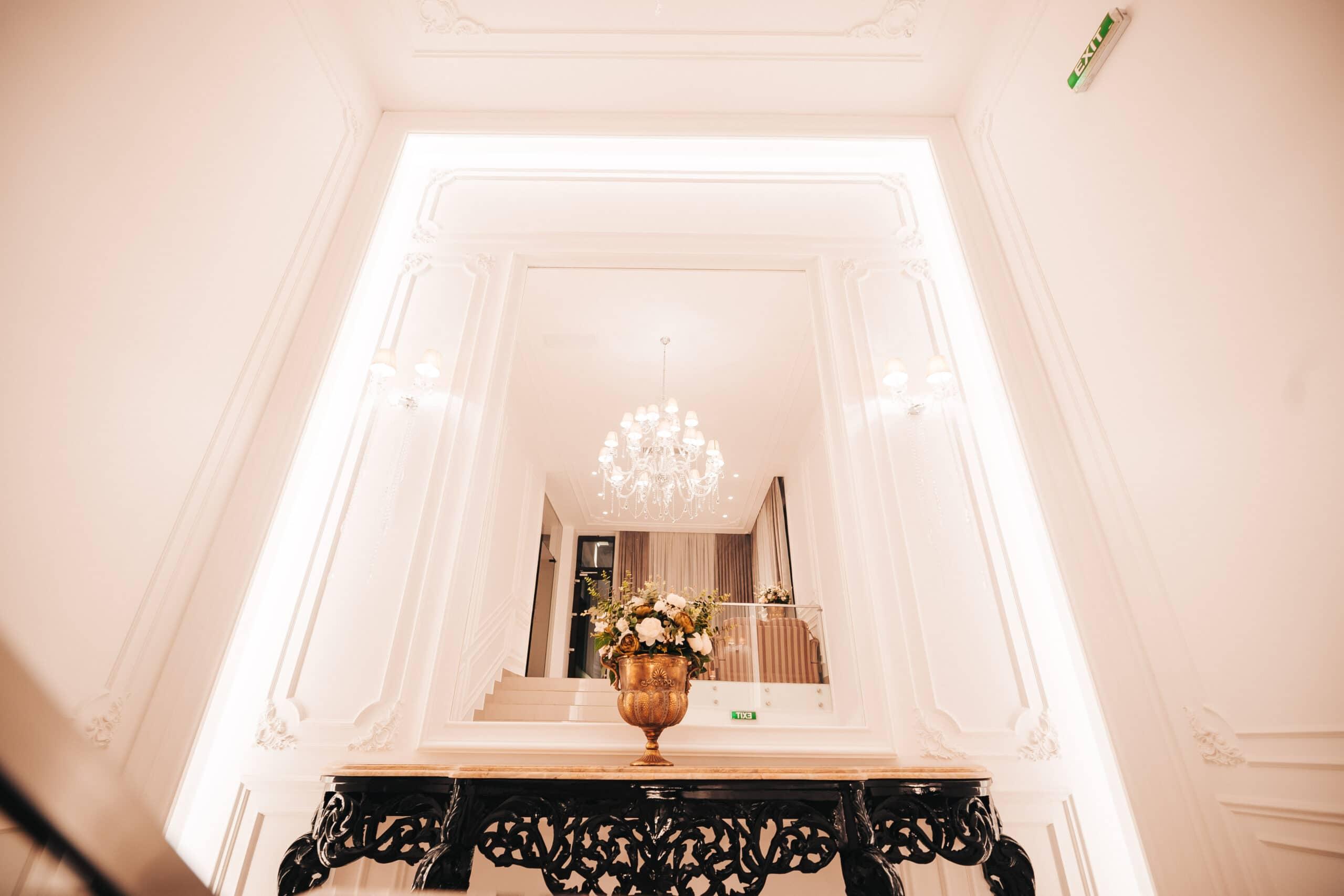 La Rocca Events - Sala Luxury - Detalii