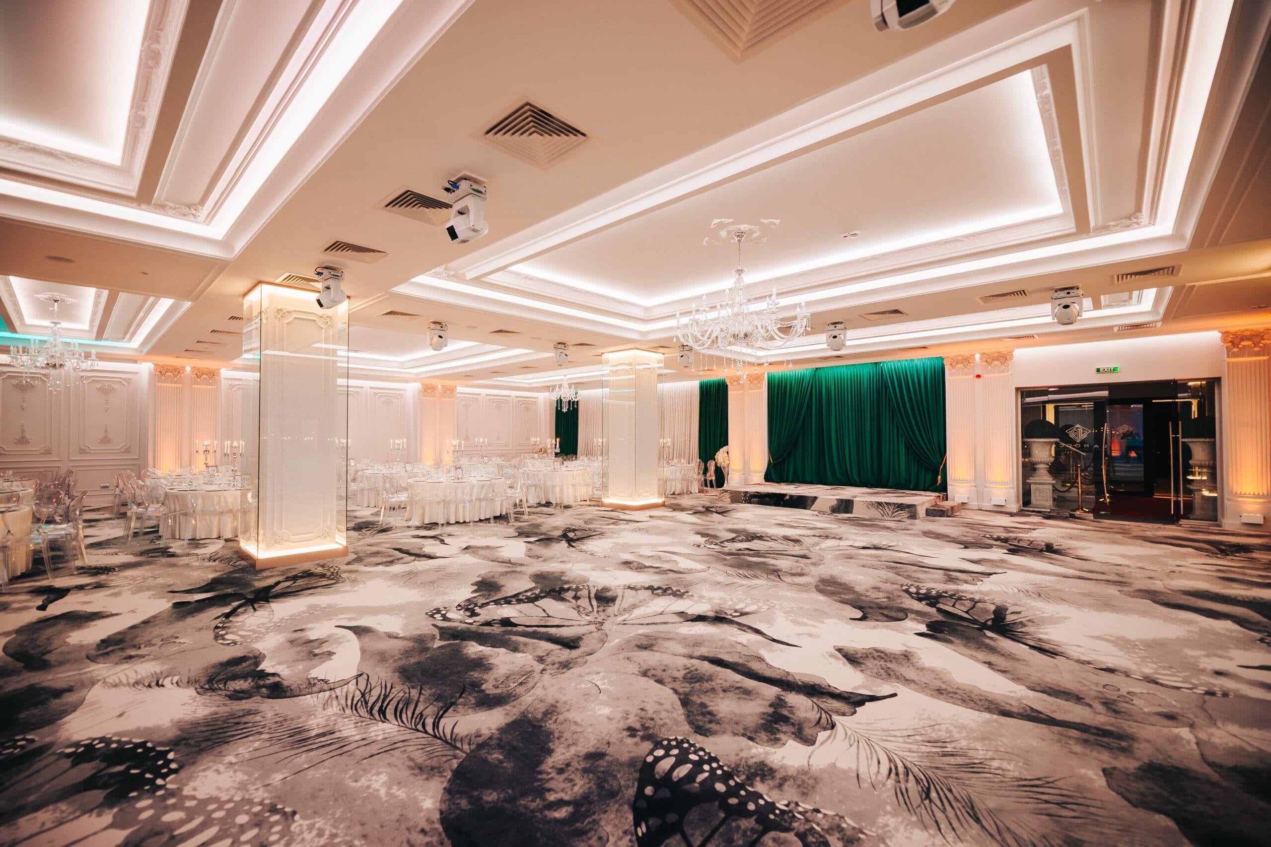 La Rocca Events - Sala Crystal - Ringul de dans