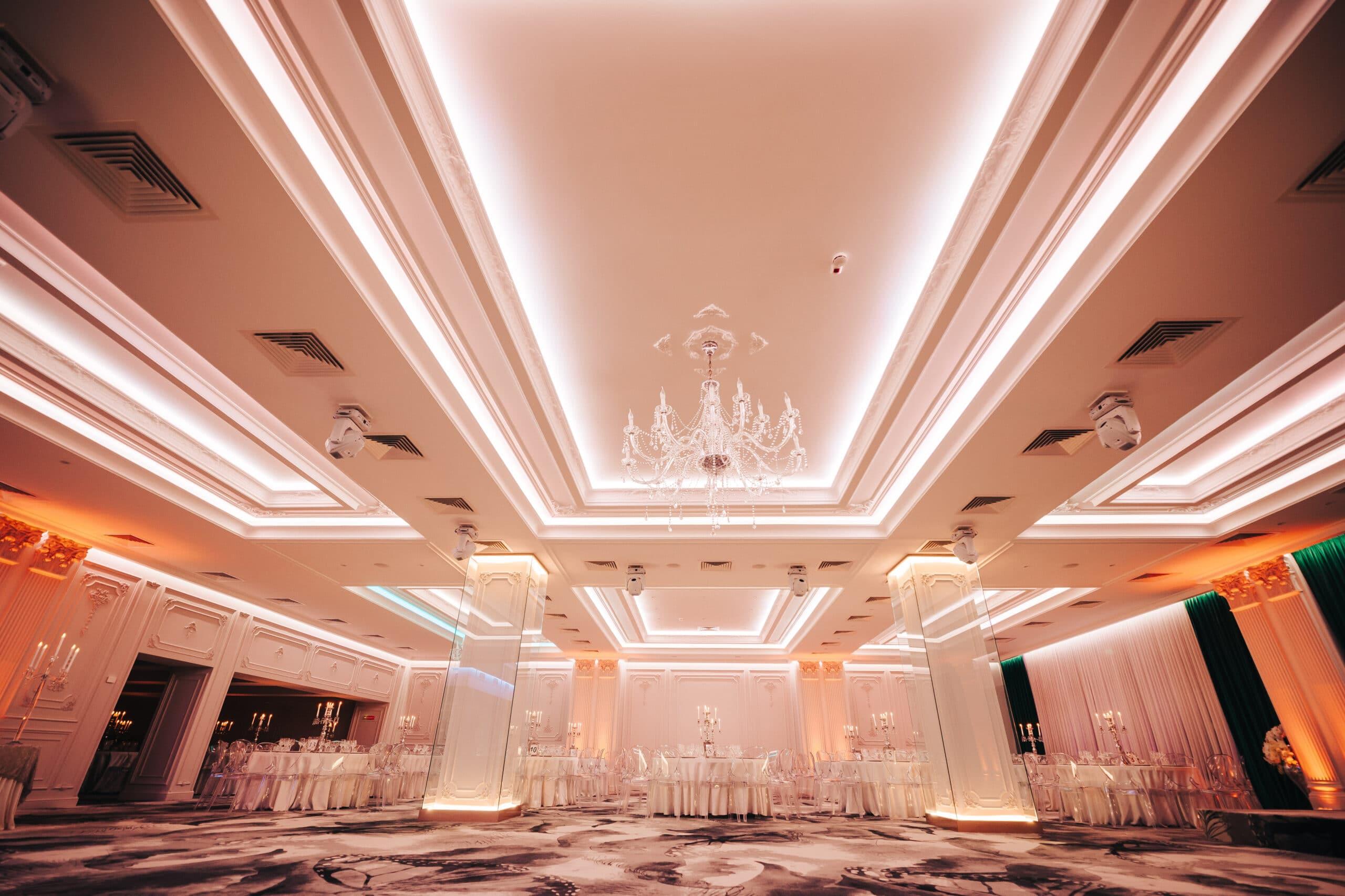La Rocca Hotel Boutique – Events – Pool & Garden - Sala Crystal